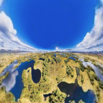 Professional 360 Photos | Second Prize - Hidden Lakes in 360°